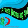 Boomerangzielwerfen